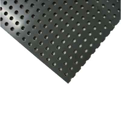 perforated pvc sheet
